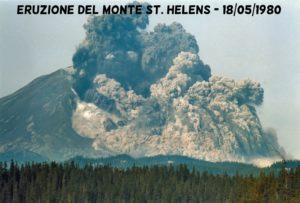 Eruzione del monte St. Helens