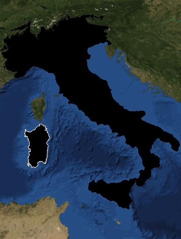 La penisola che non c'è